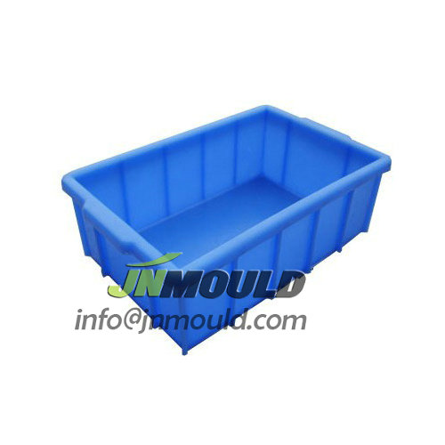 injection crate mold