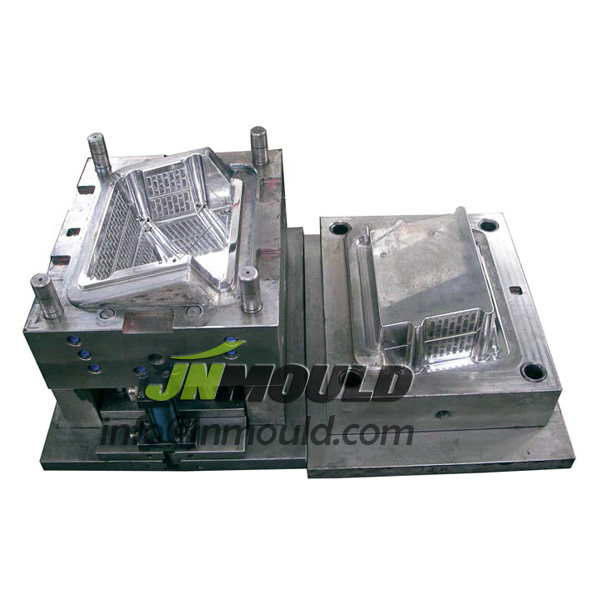 plastic injection basket mold