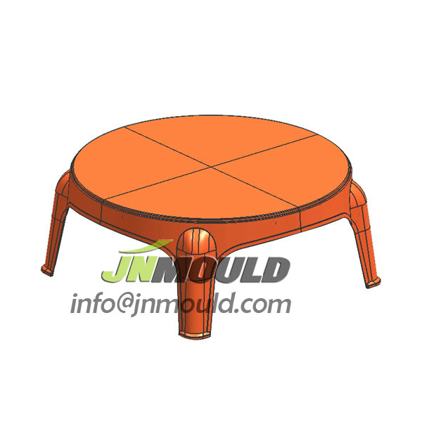 Plastic Table Mould 07