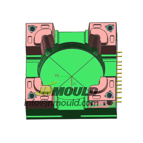 Plastic Table Mould 08