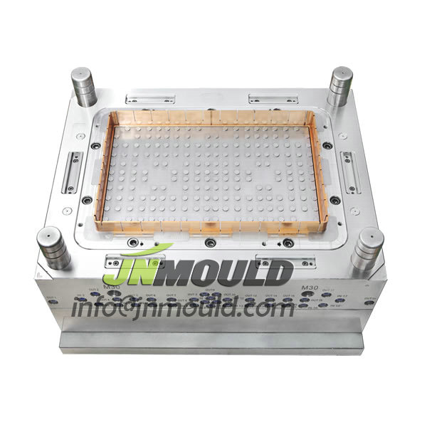plastic high-quality crate mould