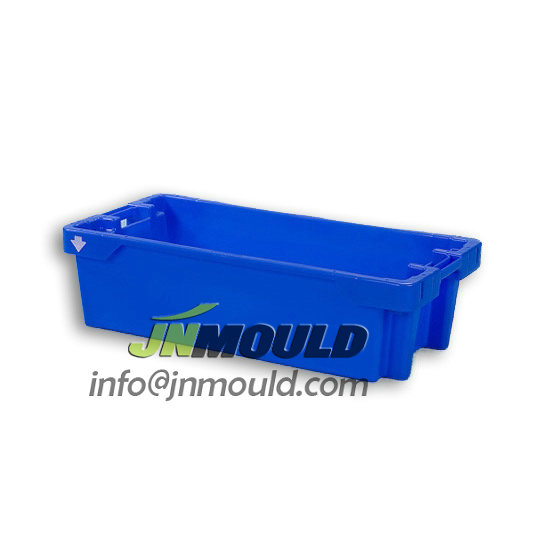 china plastic crate mold