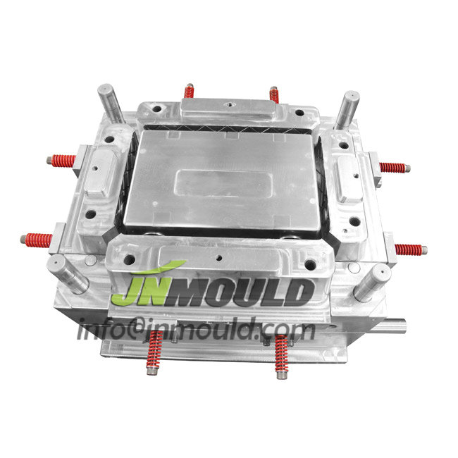 plastic drain box mould