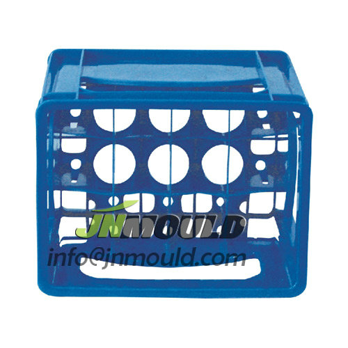 multi-cavity crate mould