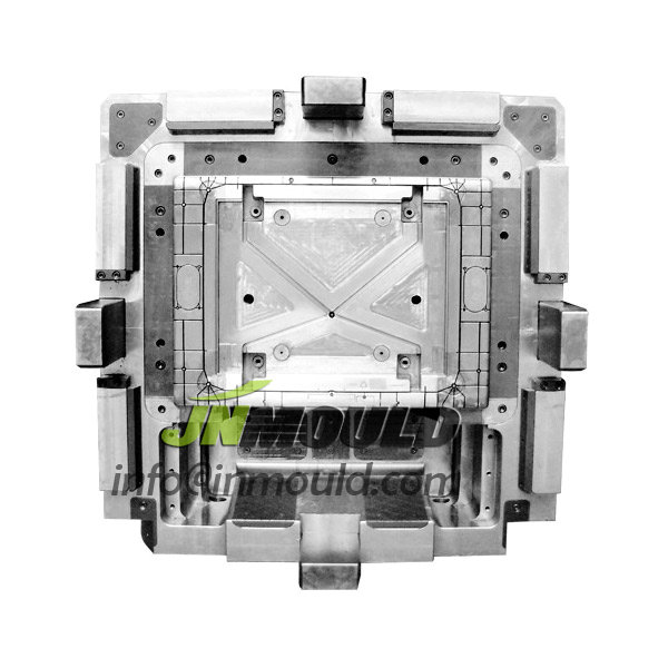 china plastic TV mold