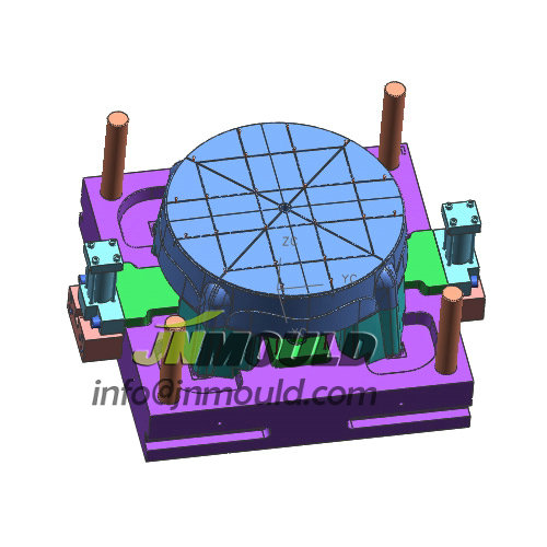 Plastic Table Mould 09