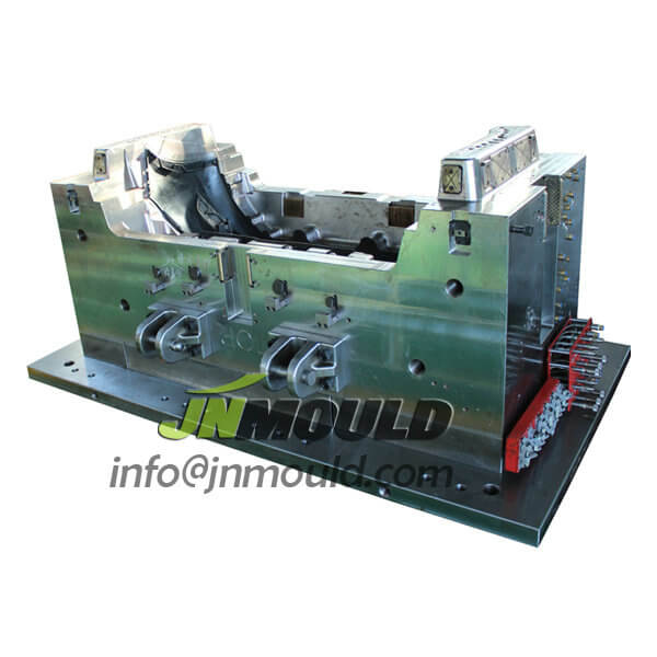 china auto bumper mould