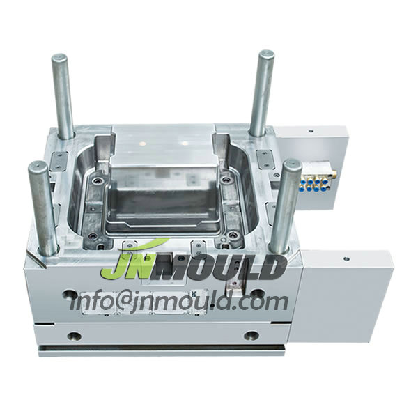 china plastic container mould