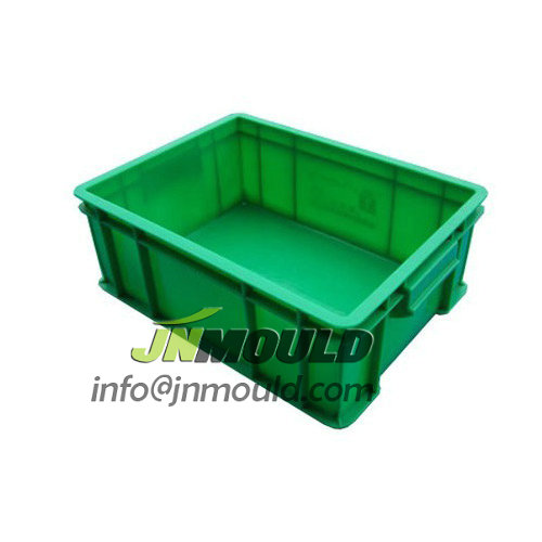 china injection crate mold