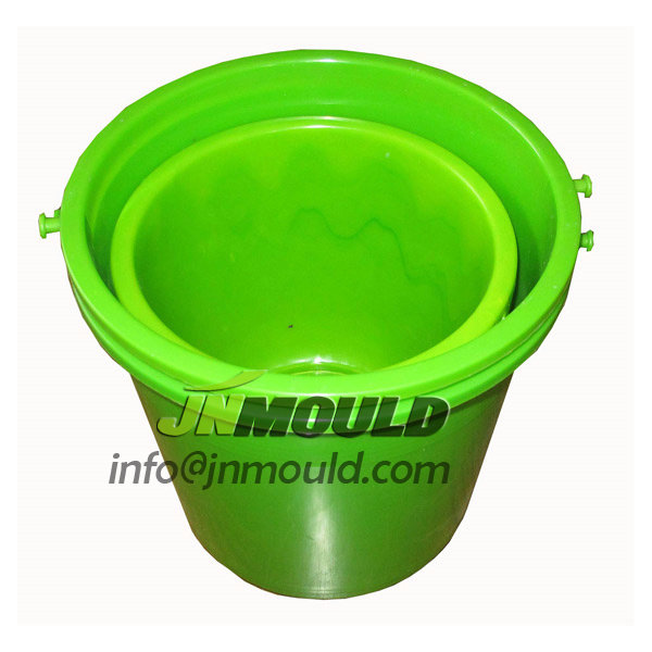 china plastic bucket mold