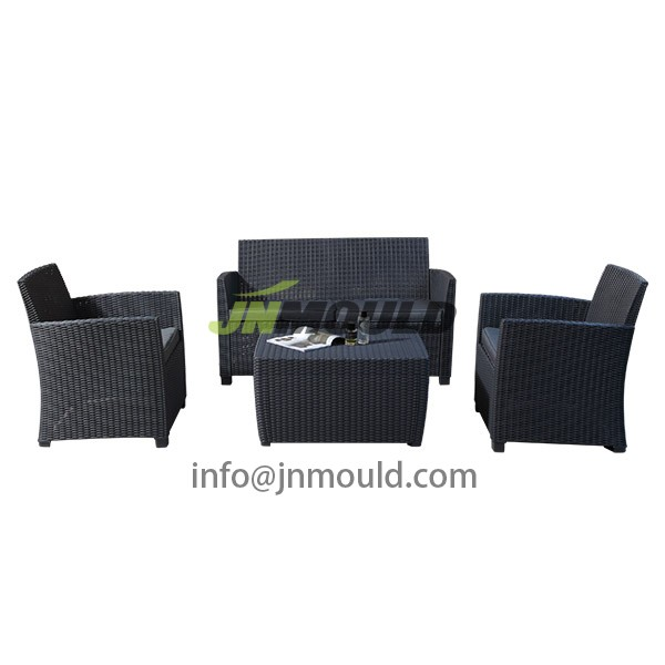 plastic garden furniture mould