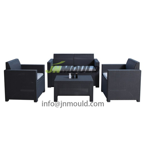 plastic outdoor furniture mould