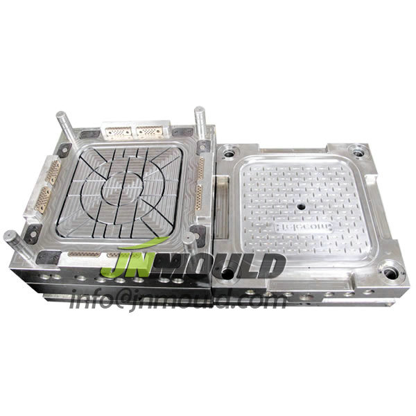plastic injection drain box mold