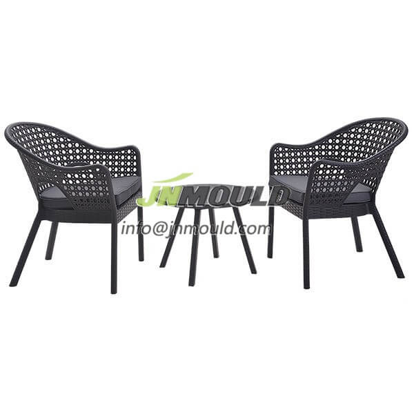 china plastic outdoor furniture mould