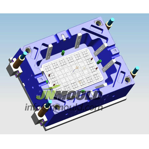 plastic high-quality crate mold