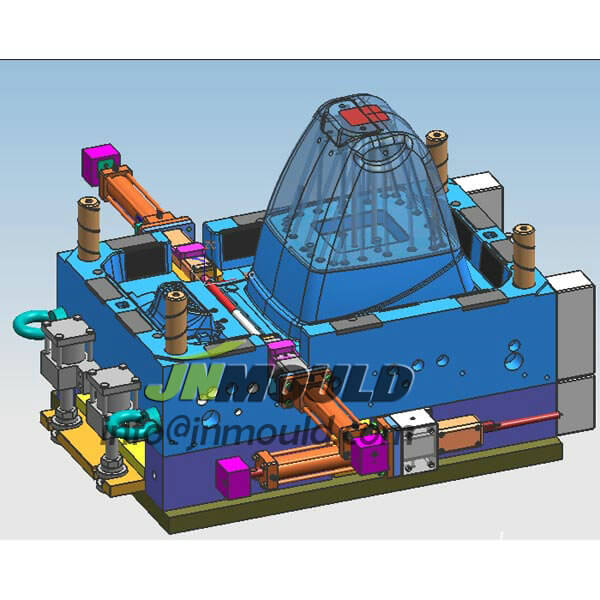 china dustbin mould