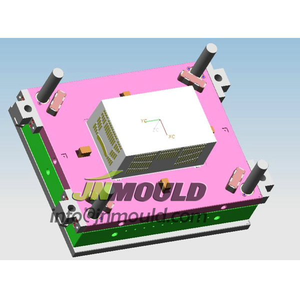 high-quality crate mold