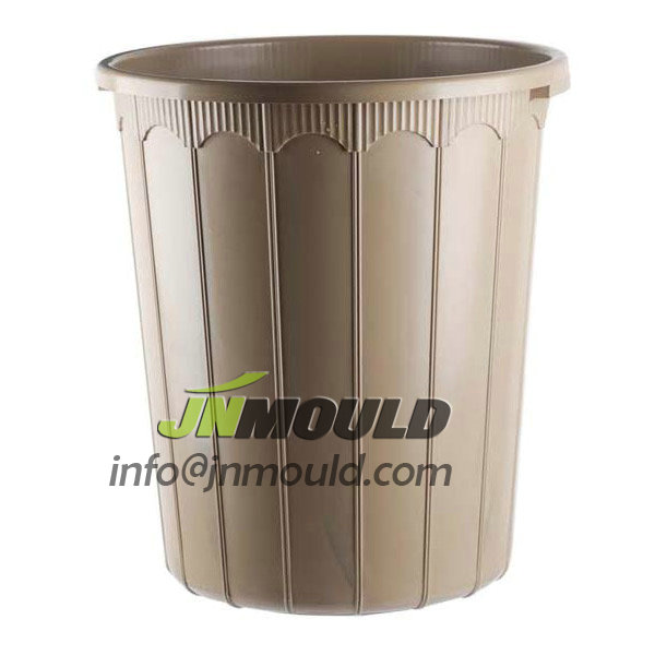 china plastic dust bin mould