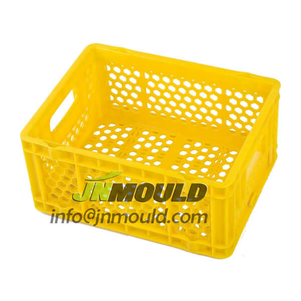 molded crate mold